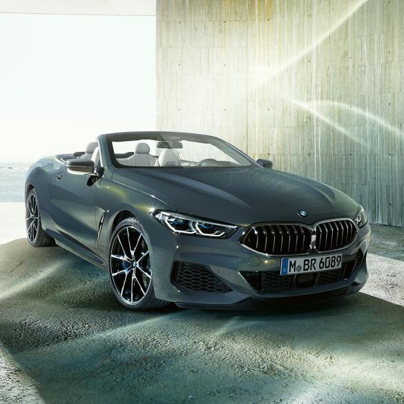 BMW 8er Cabrio: Das Cabriolet Der BMW Luxusklasse