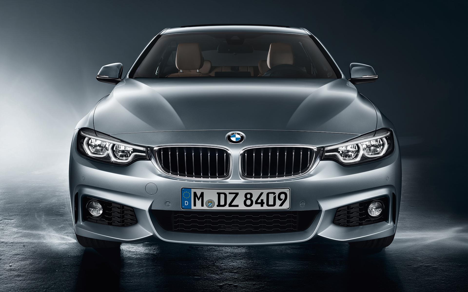 BMW 4er Gran Coupé: Bilder & Videos