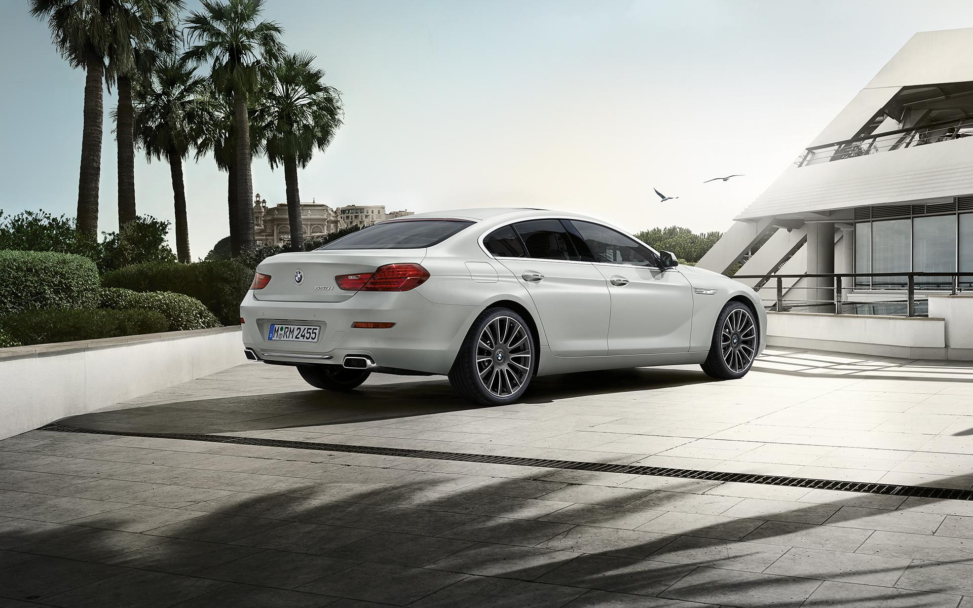 BMW 6er Gran Coupé : Bilder und Videos