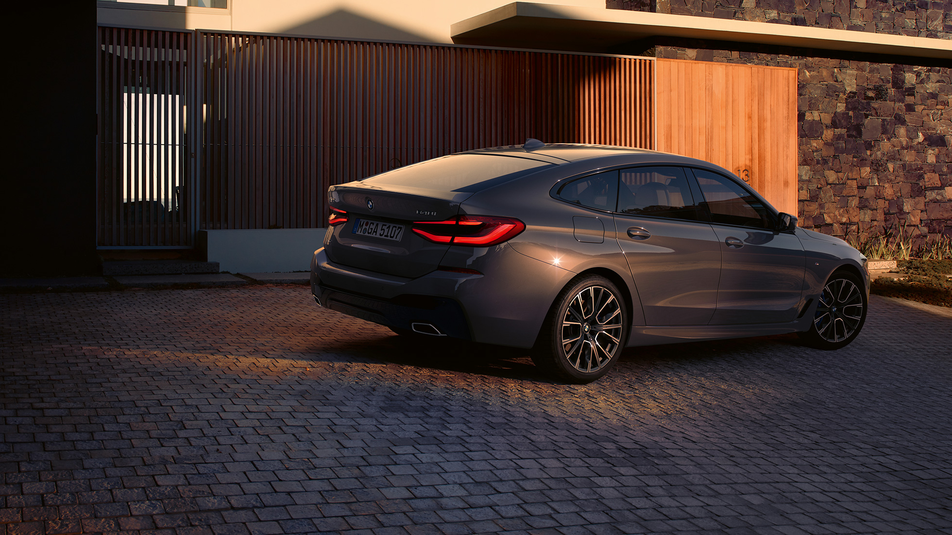 2020 BMW 6 Research New