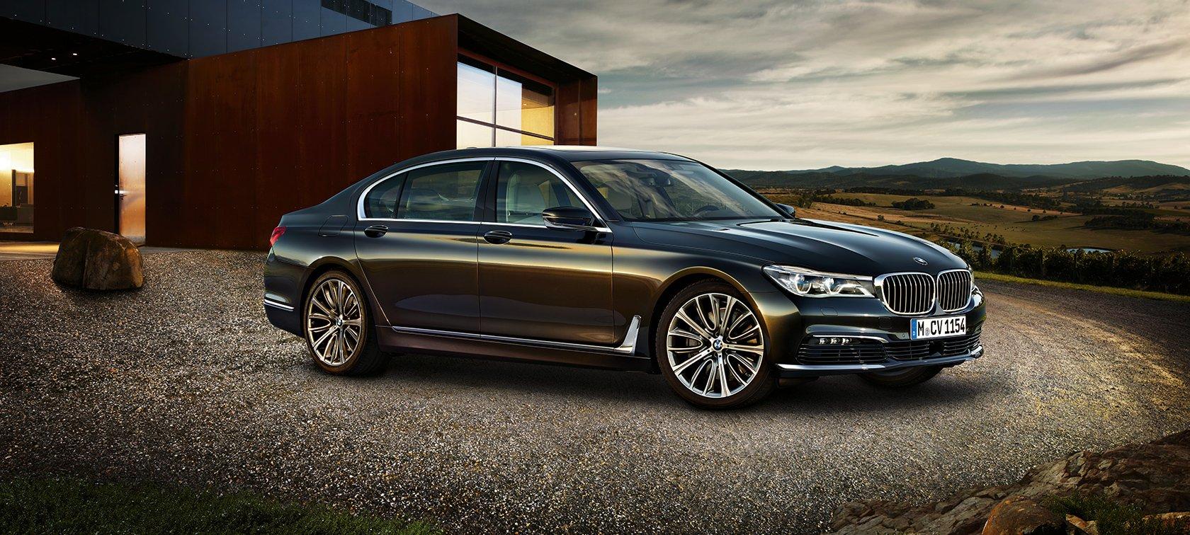 BMW 7er Limousine Highlights