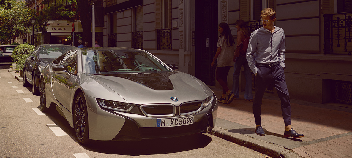 Bmw I8 Coupe Die Neue Generation Des Plug In Hybrids