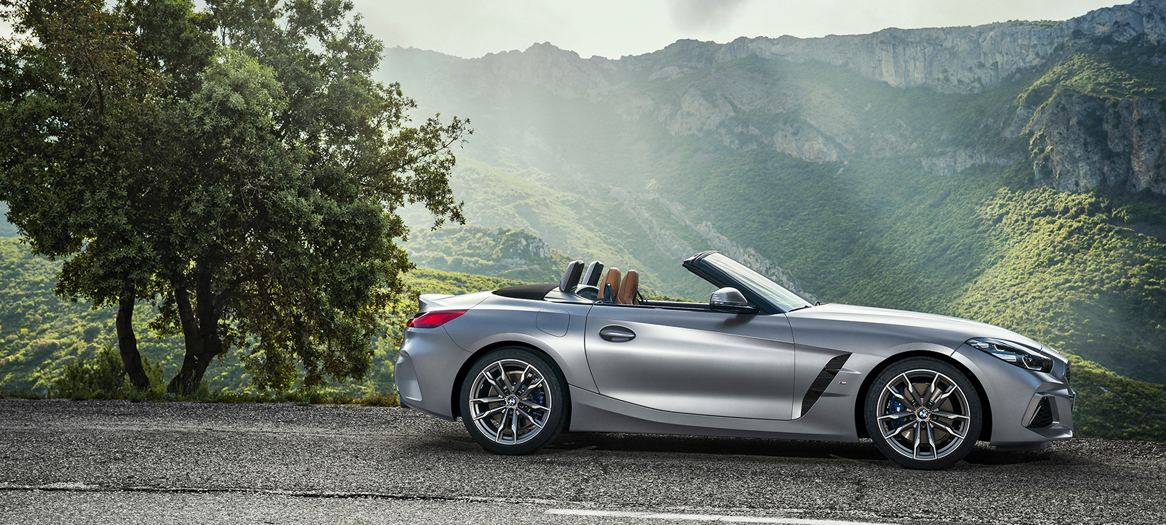 2020 BMW Z4 Roadster Price and Review
