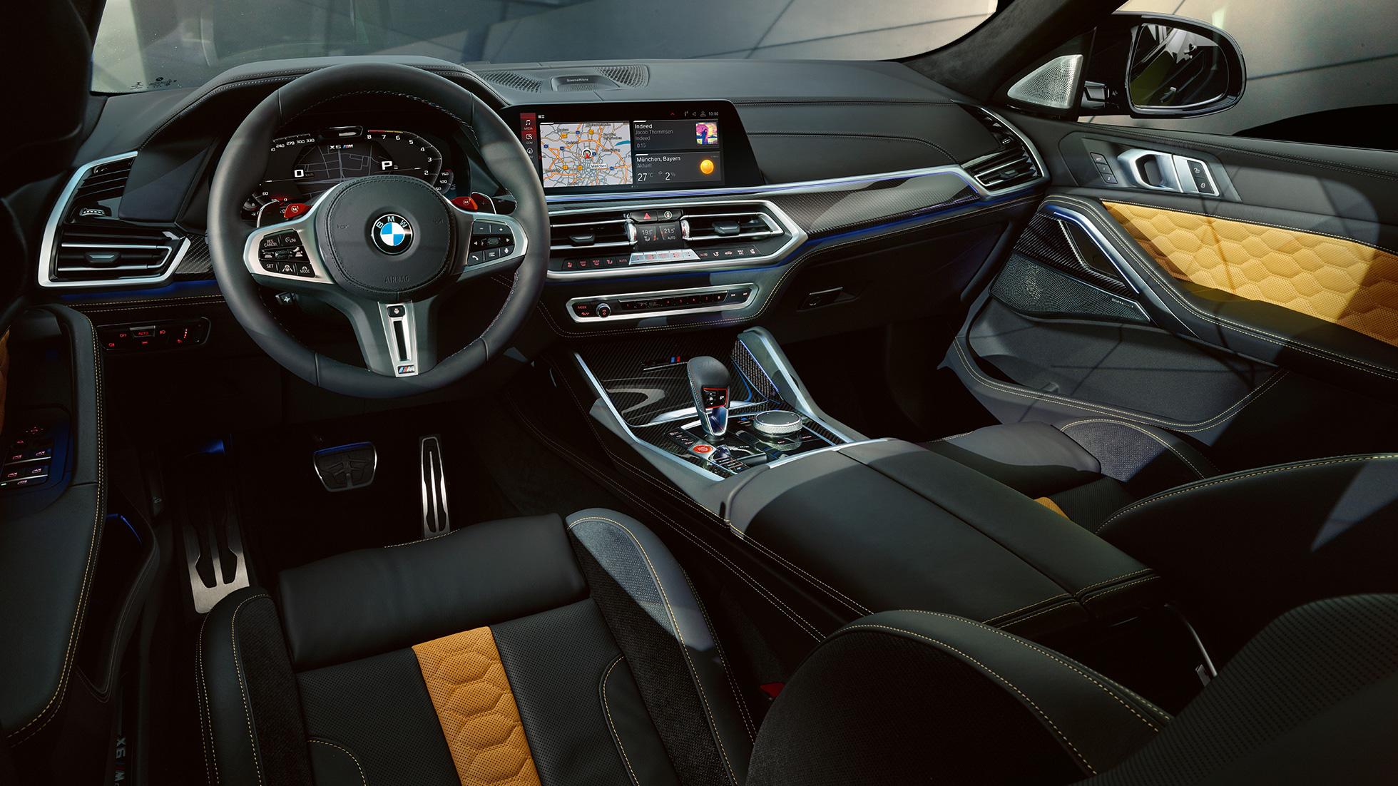 Bmw X6 M Automobile Modelle Technische Daten Preise Bmw De