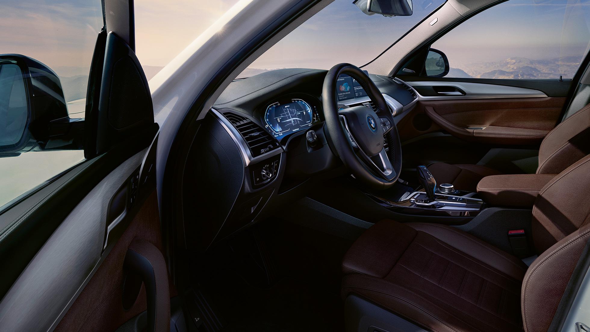 Bmw Ix3 Modelle Technische Daten Elektroauto Preise Bmw De