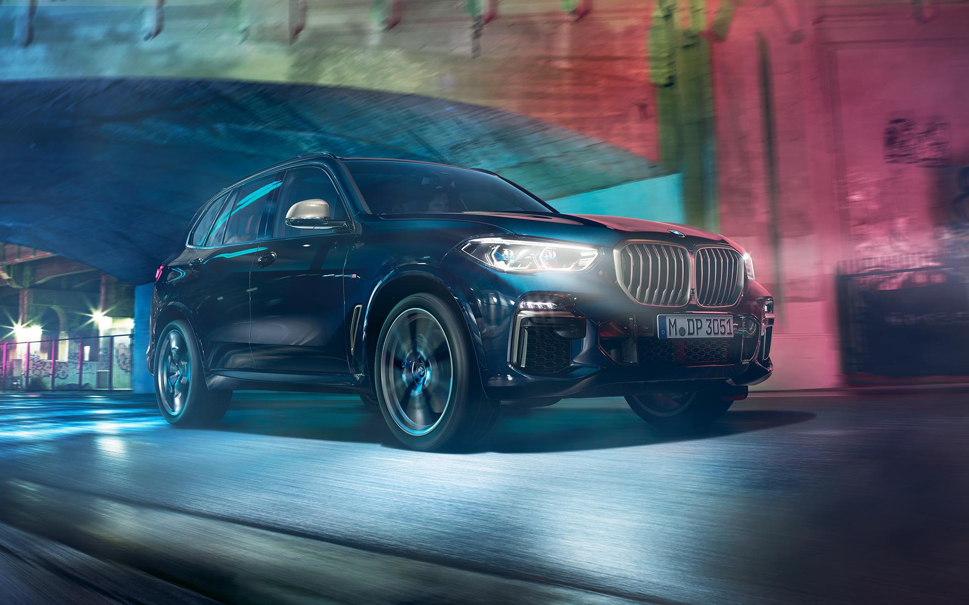 BMW X5 Startseite