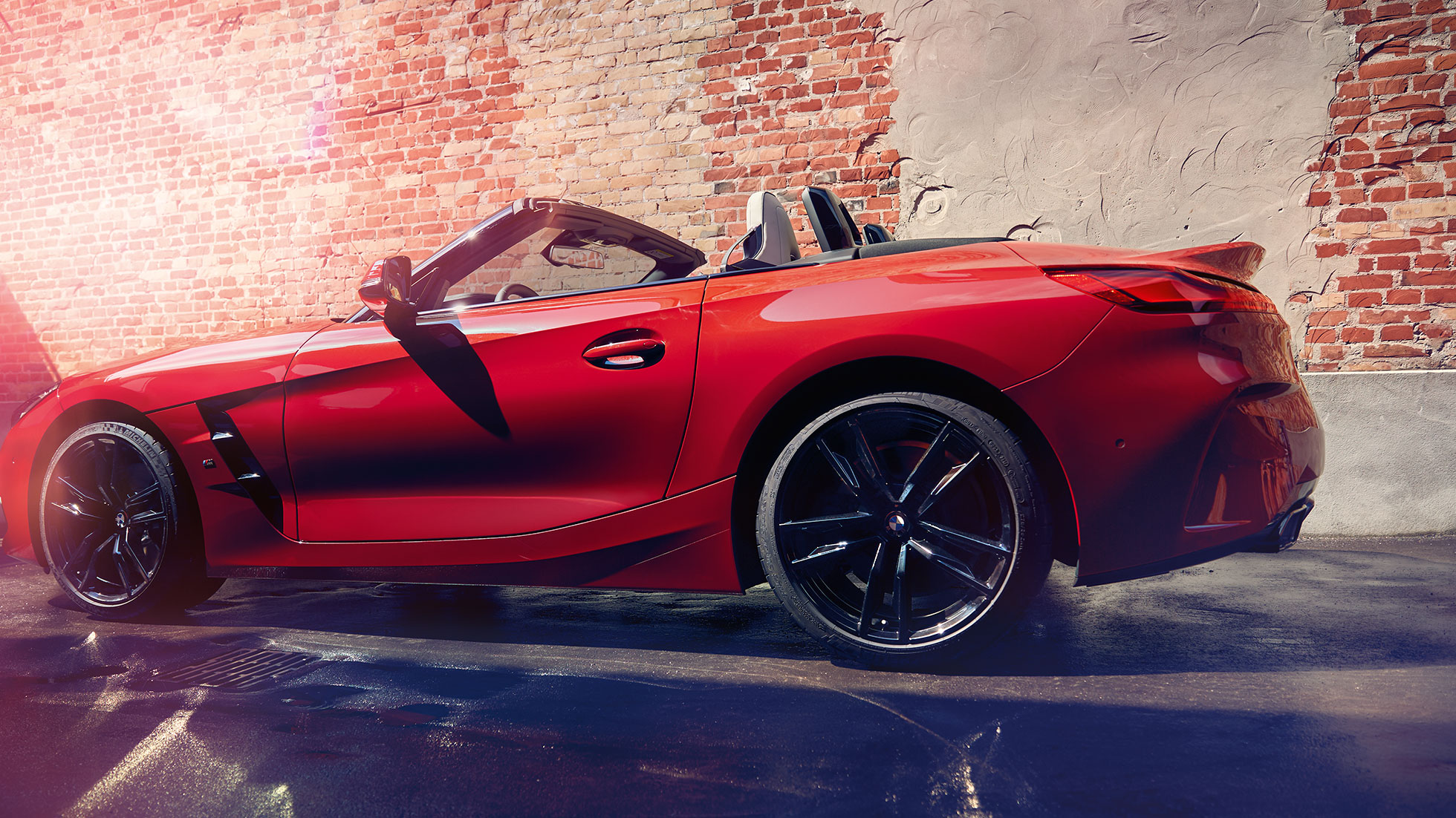 2020 BMW Z4 Roadster Review and Release date