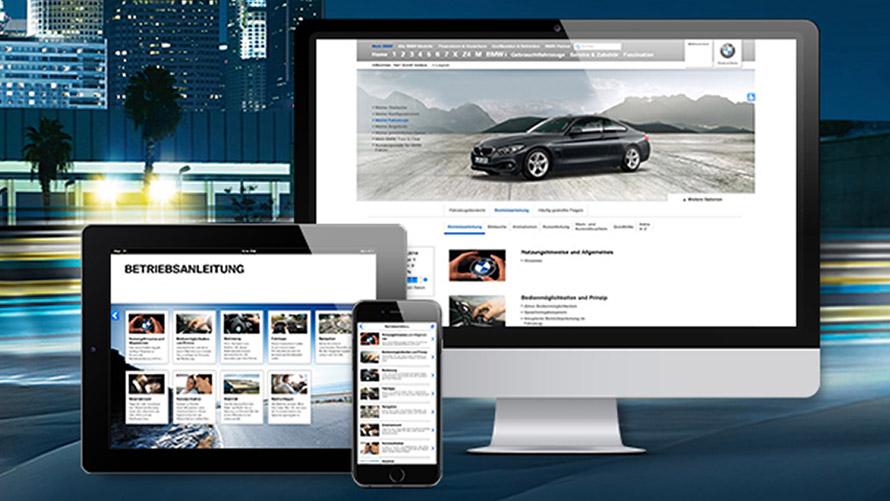 BMW ConnectedDrive : Hilfe & Downloads