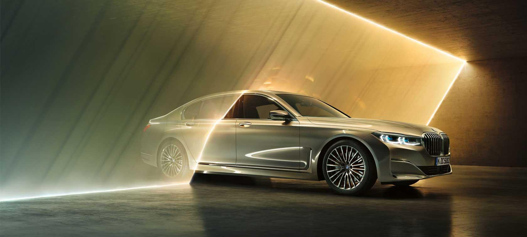 Bmw 7er Die Limousine Der Luxusklasse Bmwde