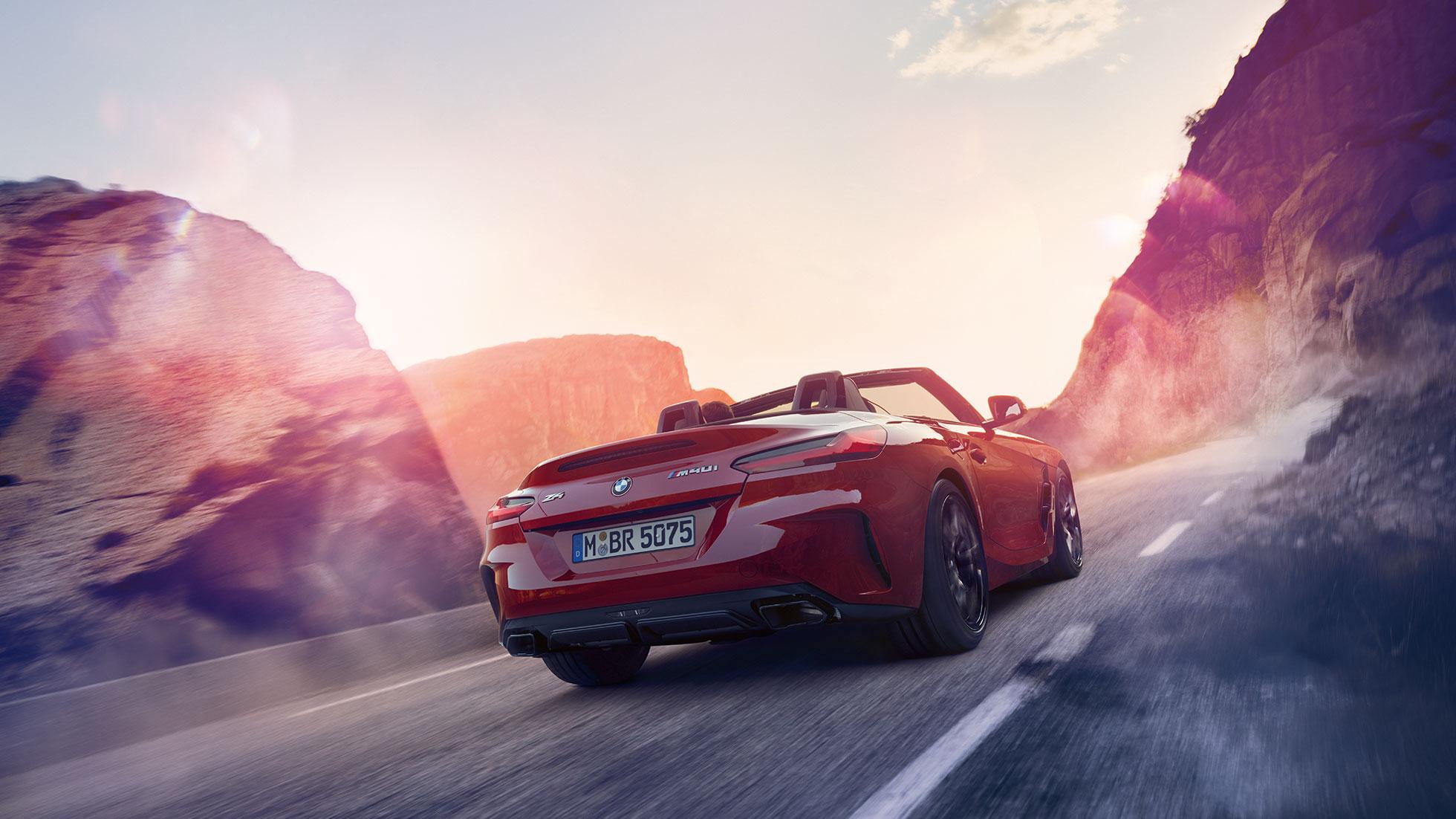 Bmw Z4 Roadster Modelle Technische Daten Preise Bmw De