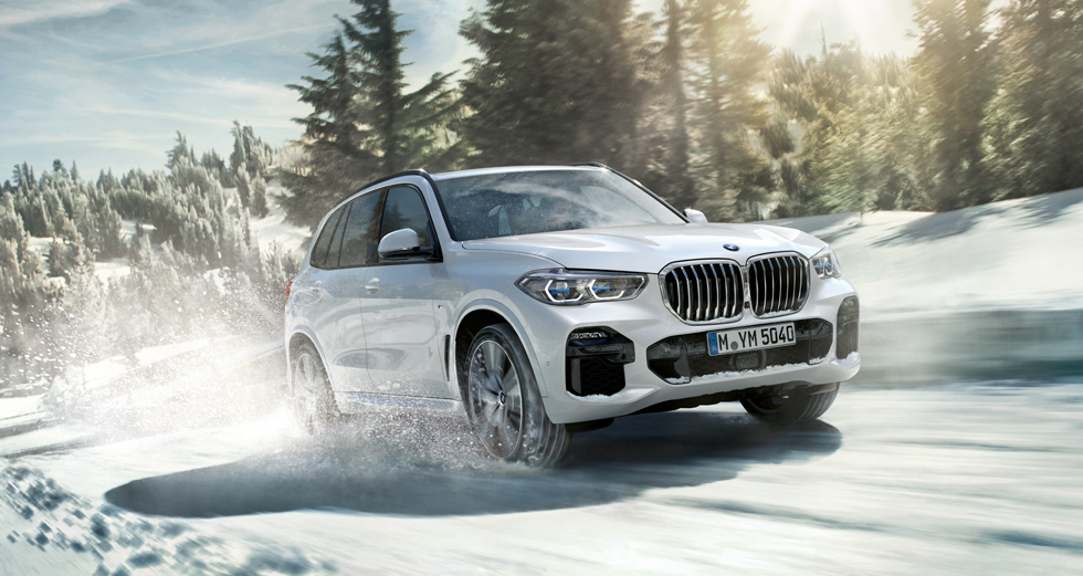 BMW Wintersport Engagement.