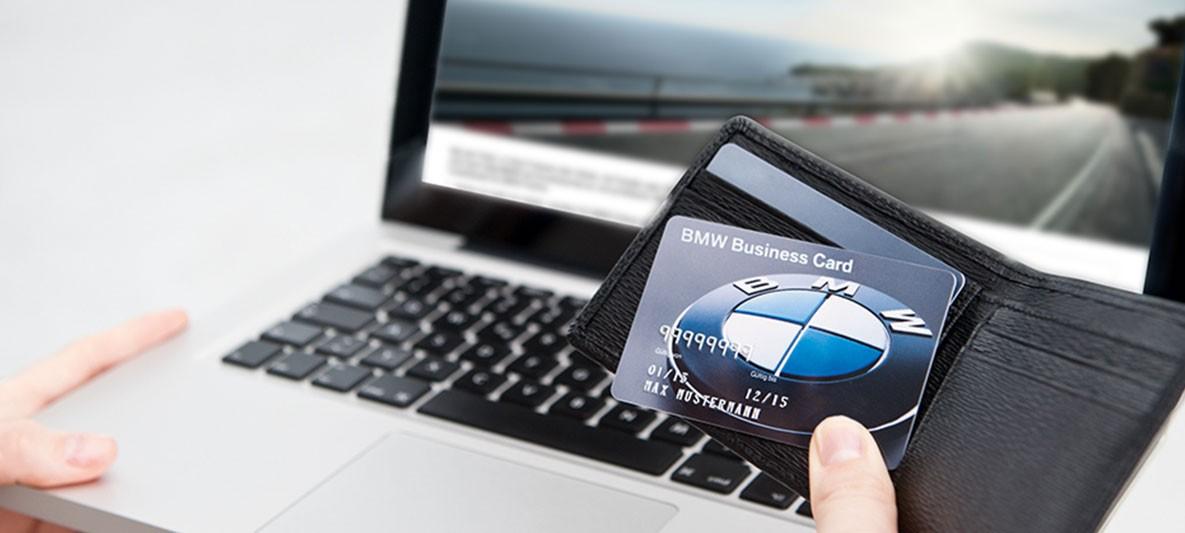 BMW Großkunden : Firmenwagenfahrer